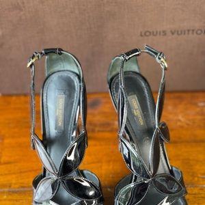 As new Louis Vitton Vuitton Spring Sandal